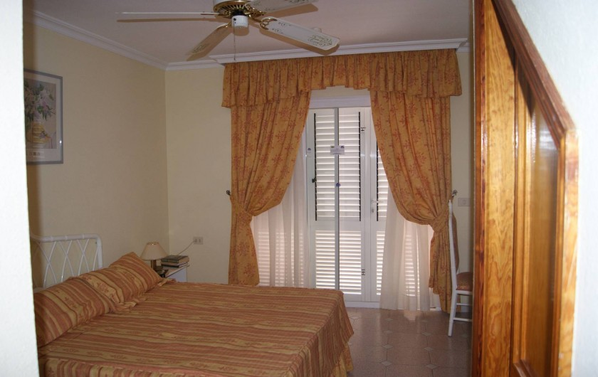 Location de vacances - Appartement à Los Cristianos - Chambre séparée