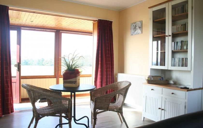 Location de vacances - Maison - Villa à Hotton - Entrée