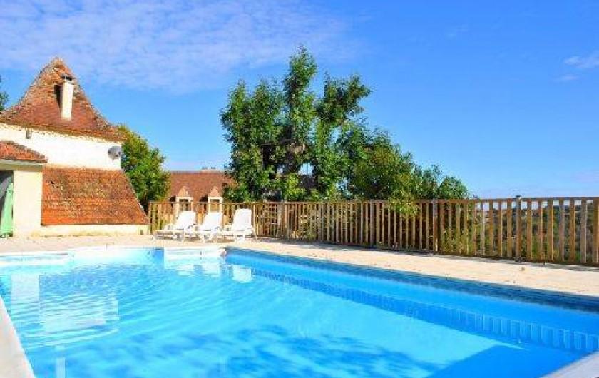 Location de vacances - Château - Manoir à Reilhaguet