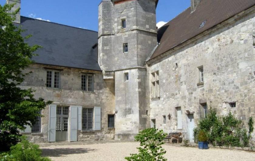 Location de vacances - Chambre d'hôtes à Vauciennes