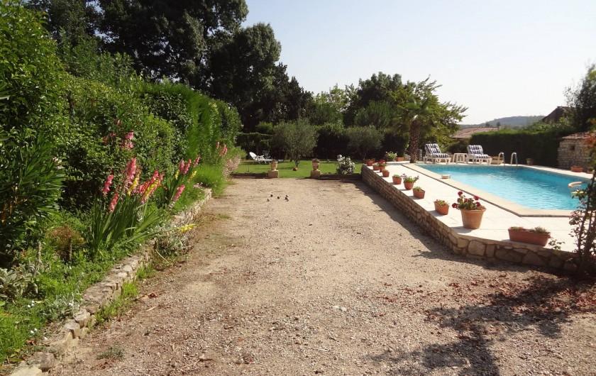 Location de vacances - Maison - Villa à Aigremont