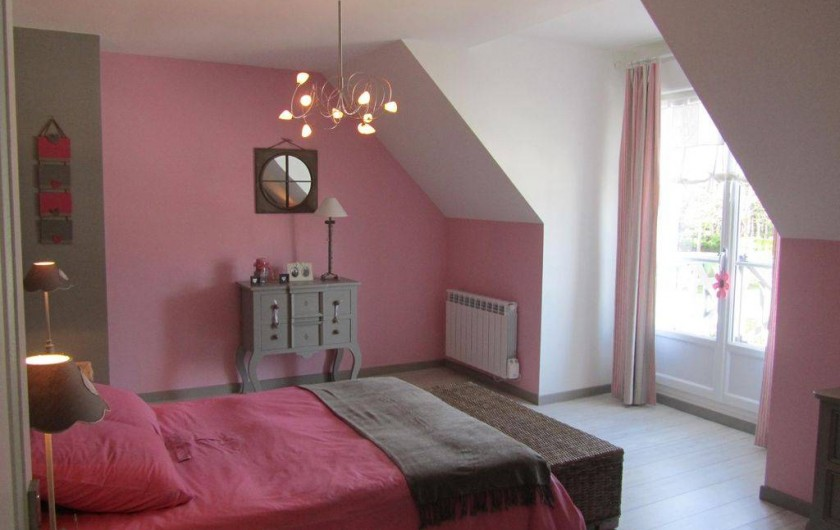 Location de vacances - Maison - Villa à Stella Plage - Chambre 1