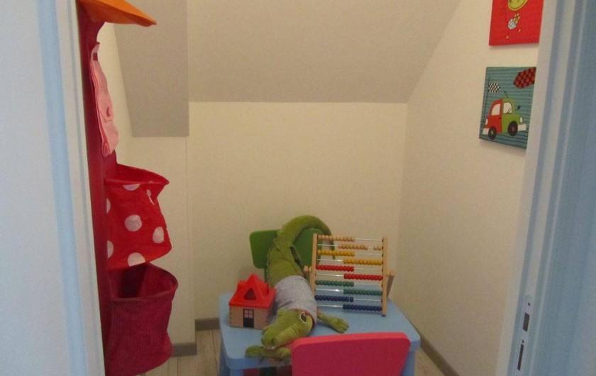 Location de vacances - Maison - Villa à Stella Plage - Mini Salle de jeux