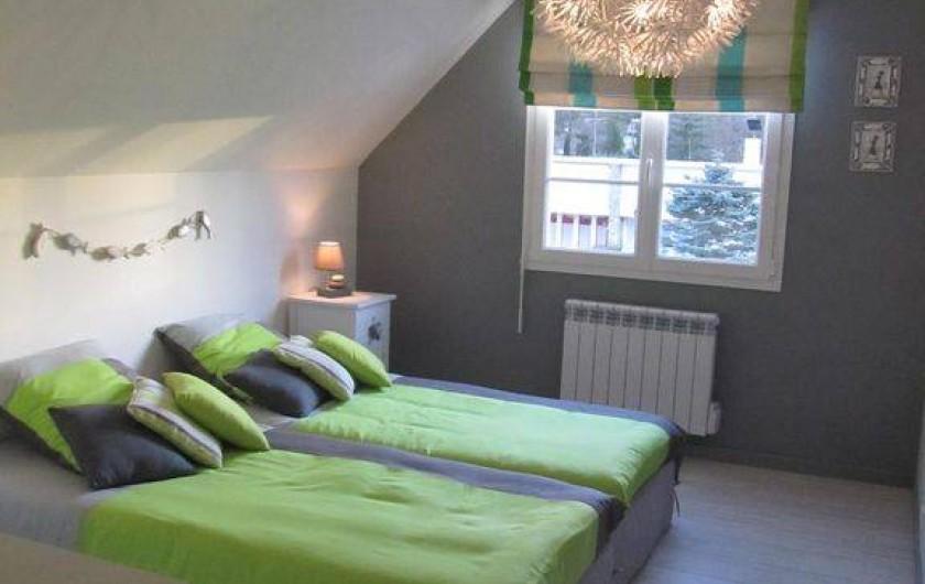 Location de vacances - Maison - Villa à Stella Plage - Chambre 2