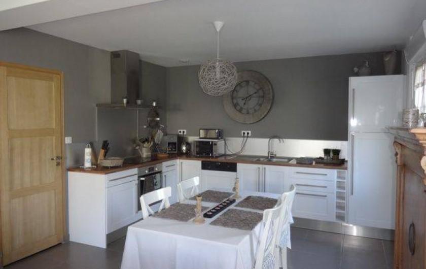 Location de vacances - Maison - Villa à Stella Plage - Cuisine