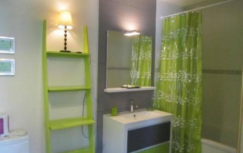 Location de vacances - Maison - Villa à Stella Plage - Salle de bains