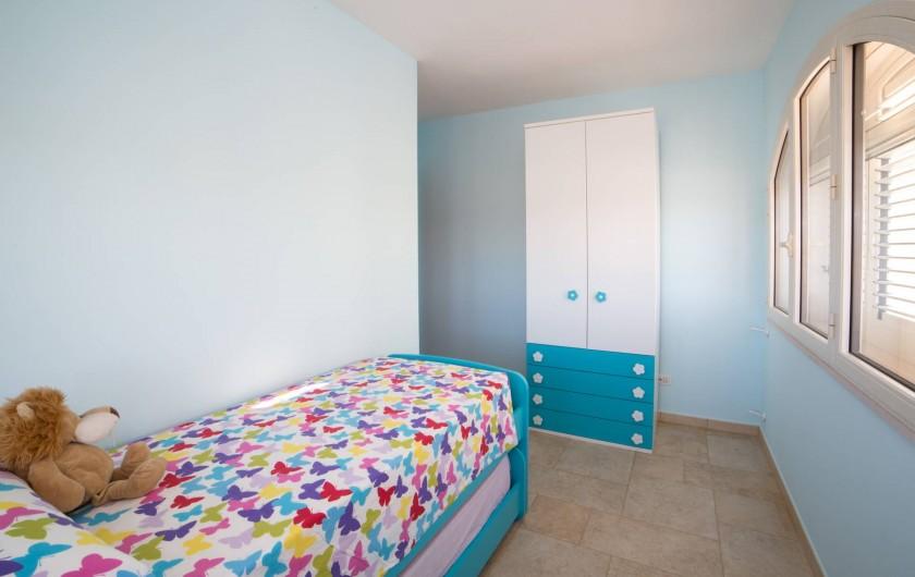 Location de vacances - Appartement à Pescoluse - Chambre 2