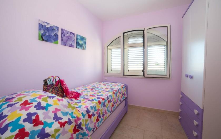 Location de vacances - Appartement à Pescoluse - Chambre 3