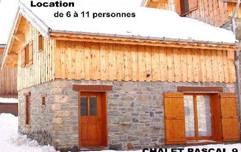 Location de vacances - Chalet à Valloire
