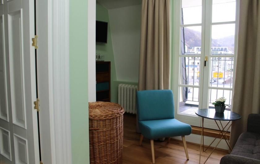 Location de vacances - Appartement à Bad Ems - Apartement 'Le Service'  optionnelles