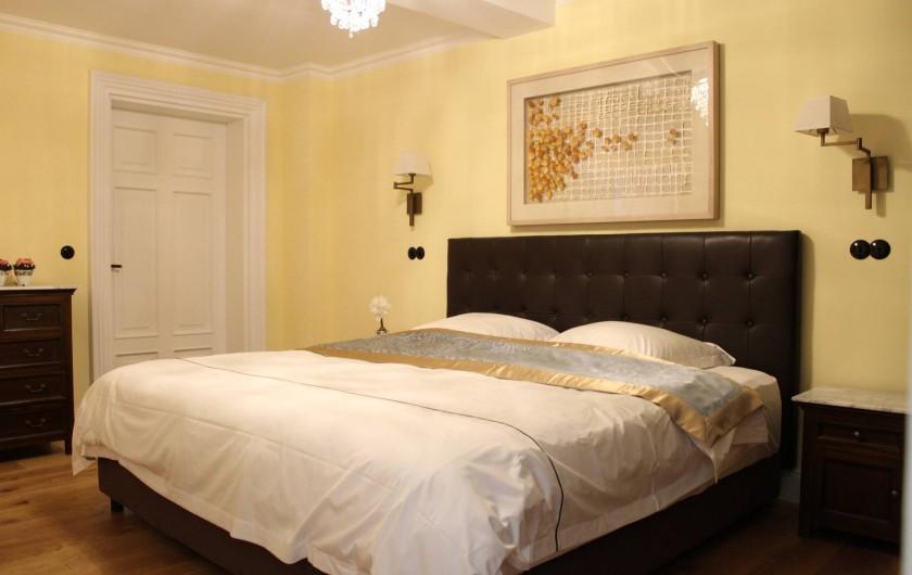 Location de vacances - Appartement à Bad Ems - Chambre à coucher
