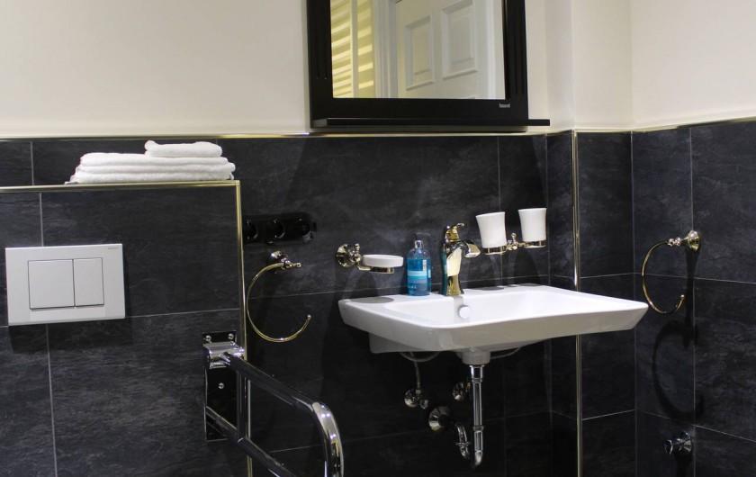 Location de vacances - Appartement à Bad Ems - Salle de bain