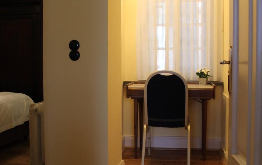 Location de vacances - Appartement à Bad Ems - Niche de bureau