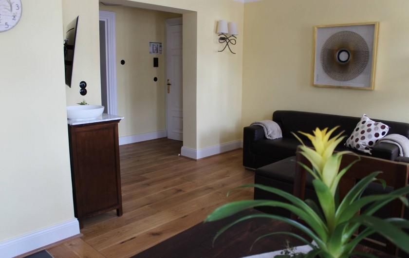 Location de vacances - Appartement à Bad Ems - Salle de séjour