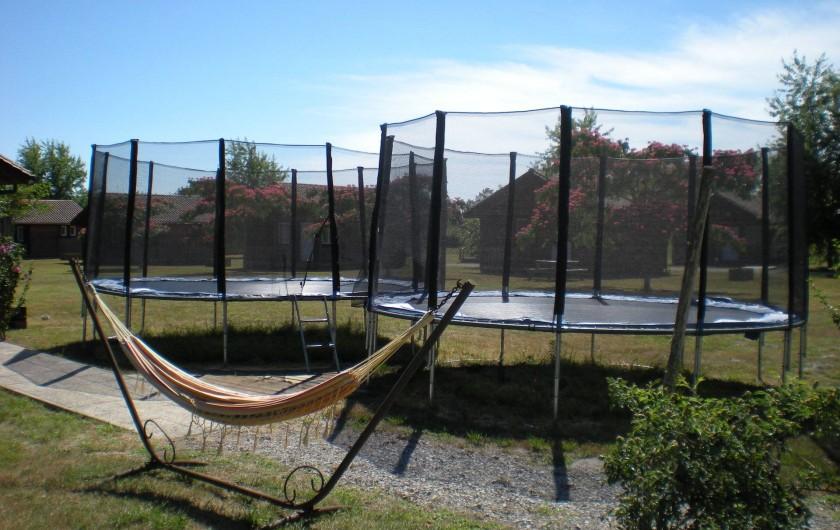 Location de vacances - Chalet à Uza