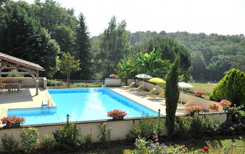 Location de vacances - Chambre d'hôtes à La Douze