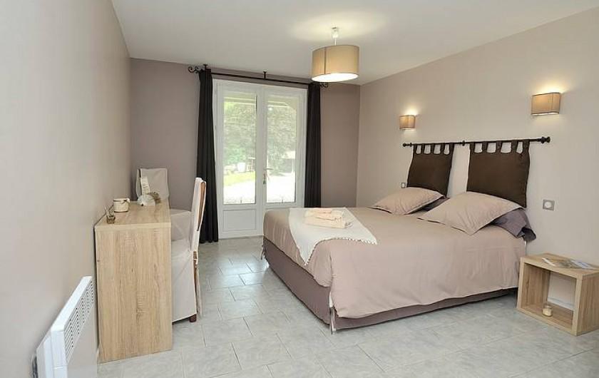 Location de vacances - Chambre d'hôtes à La Douze - Chêne