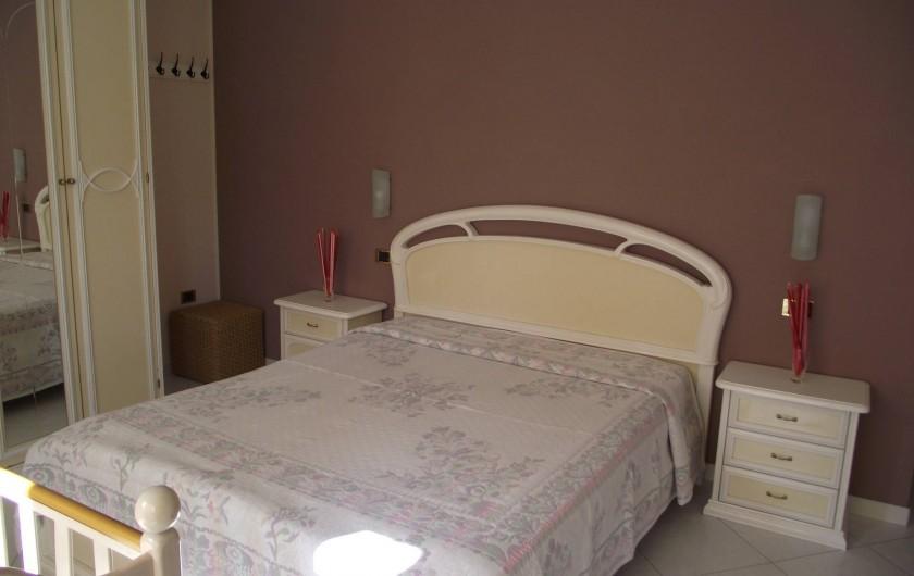 Location de vacances - Appartement à Montesilvano - chambre