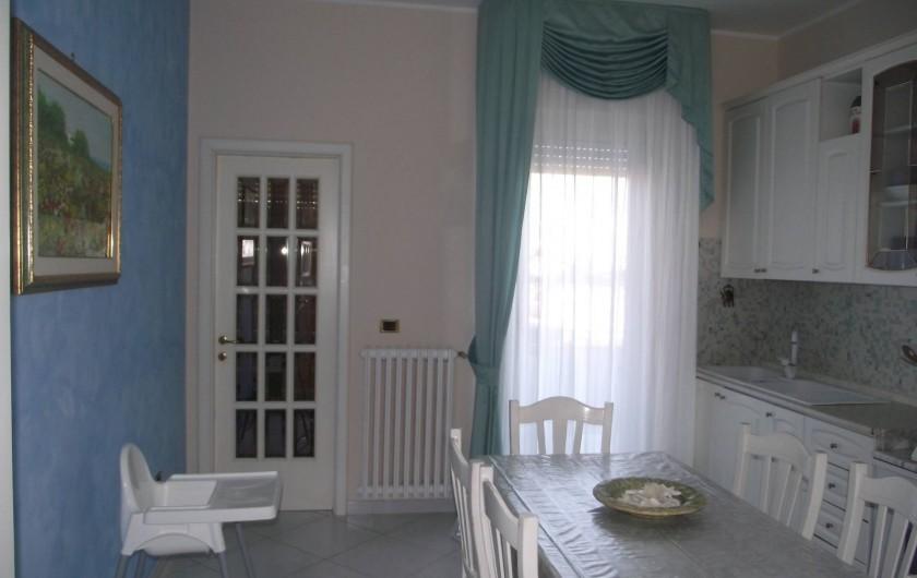 Location de vacances - Appartement à Montesilvano - cuisine