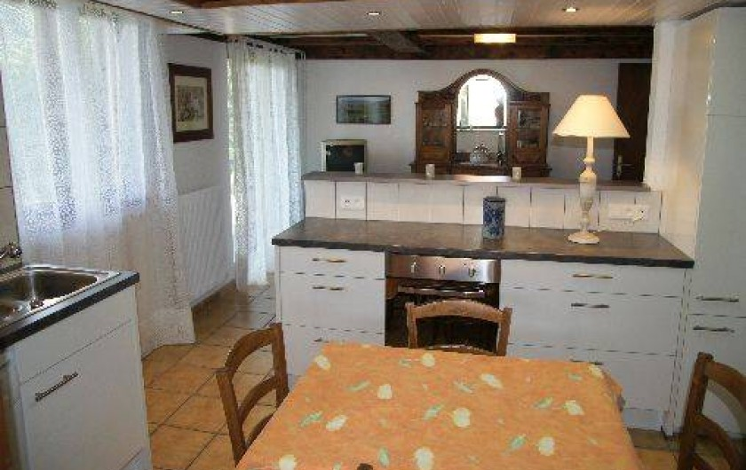 Location de vacances - Appartement à Thannenkirch