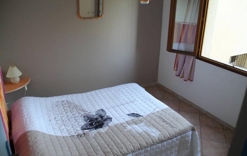 Location de vacances - Gîte à Saint-Victor-de-Malcap - chambre
