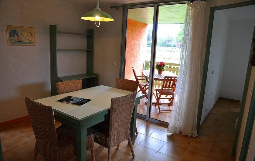 Location de vacances - Appartement à Porticcio - Duplex pour 2 personnes