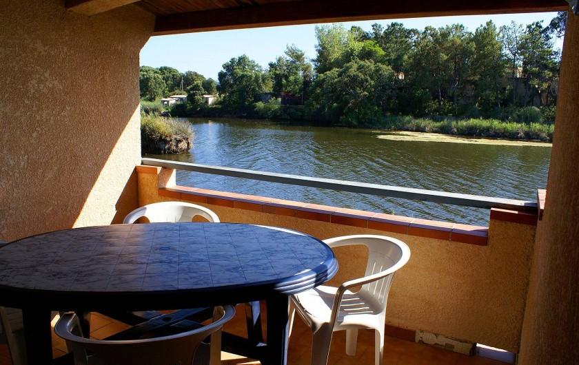 Location de vacances - Appartement à Porticcio - Pavillons pour 4 personnes