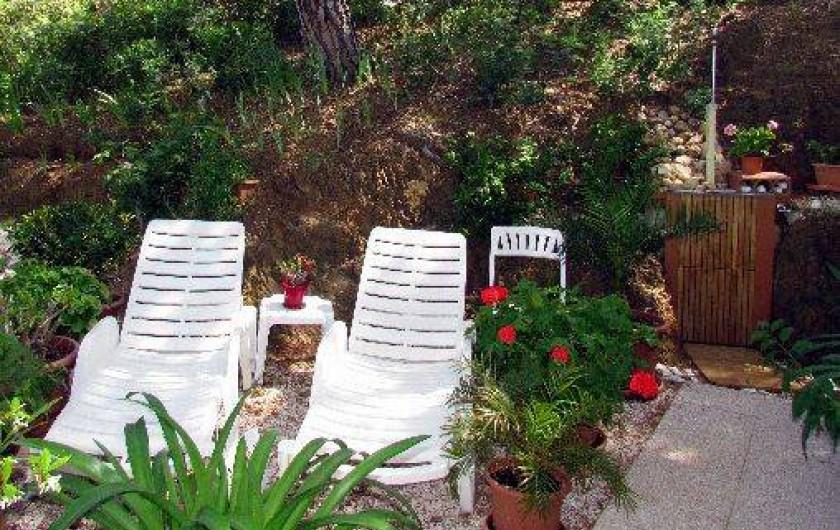 Location de vacances - Bungalow - Mobilhome à Gassin
