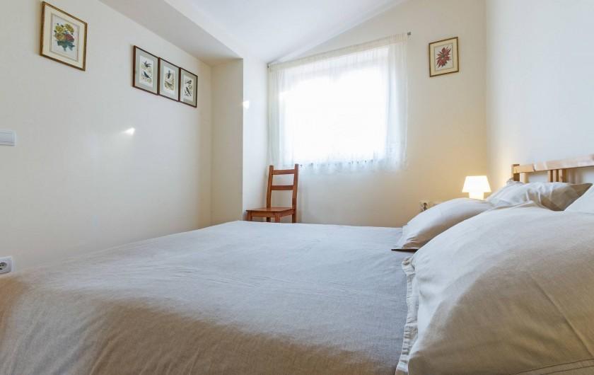 Location de vacances - Appartement à Banjole - CHAMBRE PARENTALE