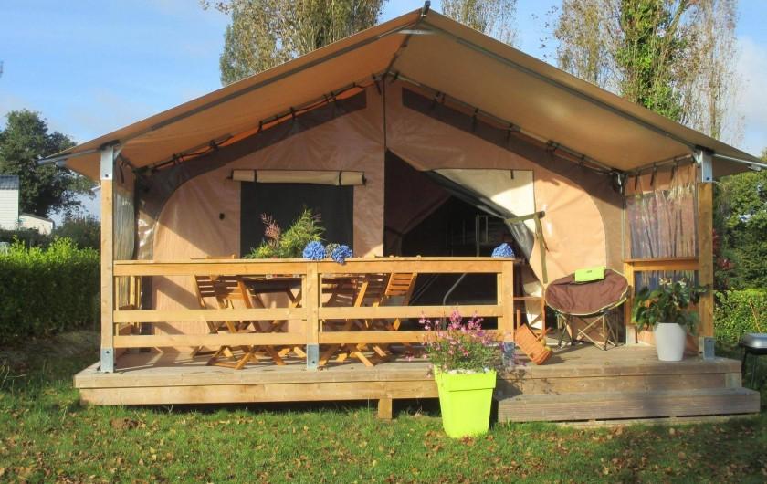 Location de vacances - Camping à Douarnenez
