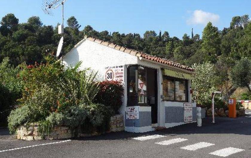 Location de vacances - Villa à Le Muy - L'ACCUEIL