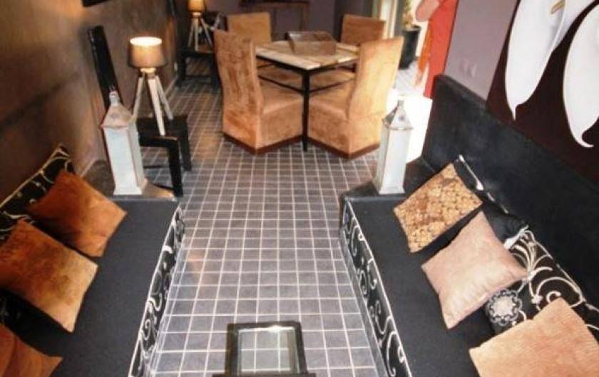 Location de vacances - Chambre d'hôtes à Marrakech - Salon