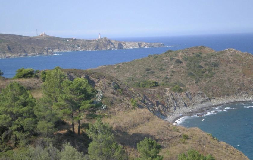 Location de vacances - Appartement à Saint-Cyprien Plage - la côte