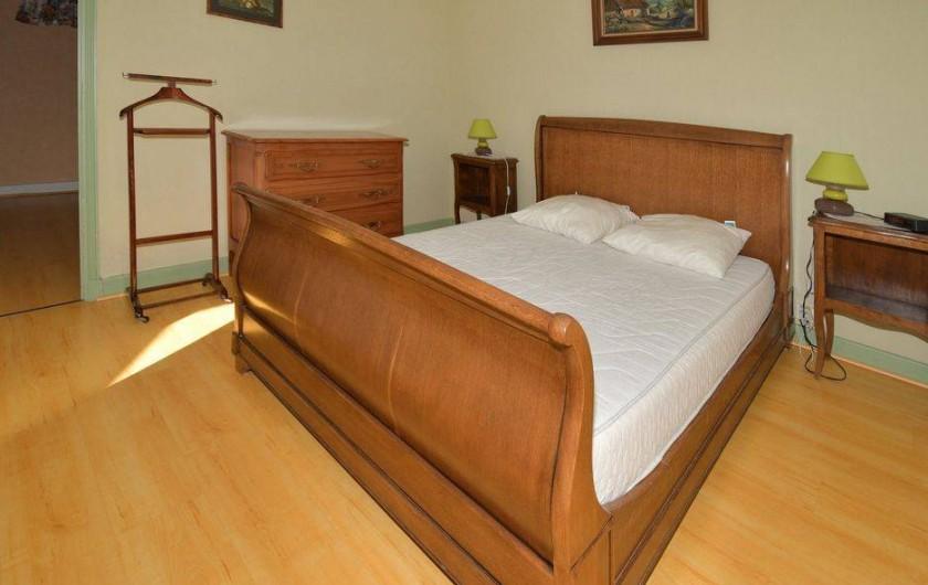 Location de vacances - Appartement à Pouilly-sur-Loire - Chambre n°1