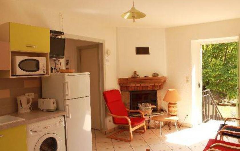 Location de vacances - Gîte à Saint-Genest-de-Beauzon