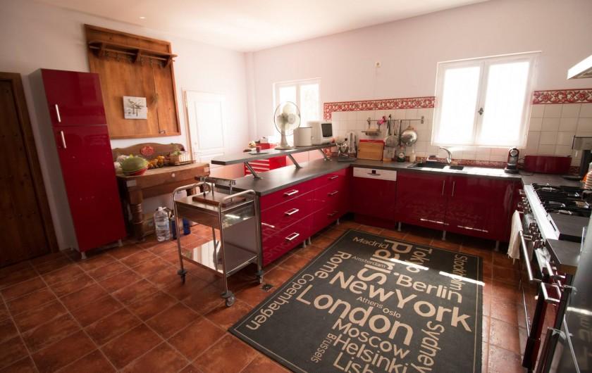 Location de vacances - Villa à Villamartin - LA CUISINE