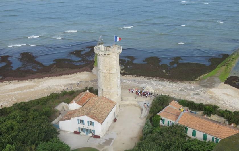 Location de vacances - Villa à Ars-en-Ré - Ancien phare des Baleines SAINT CLEMENT DES BALEINES