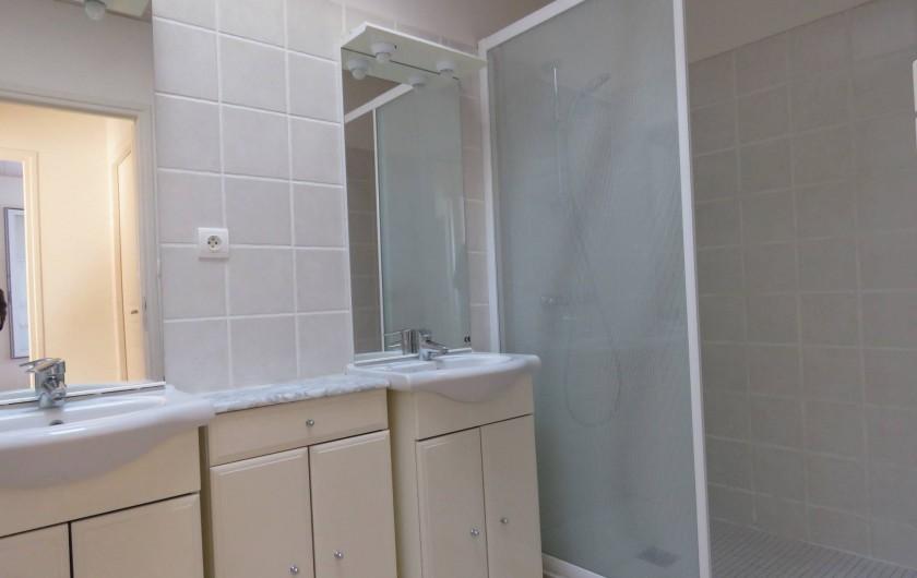 Location de vacances - Villa à Ars-en-Ré - Salle d'eau