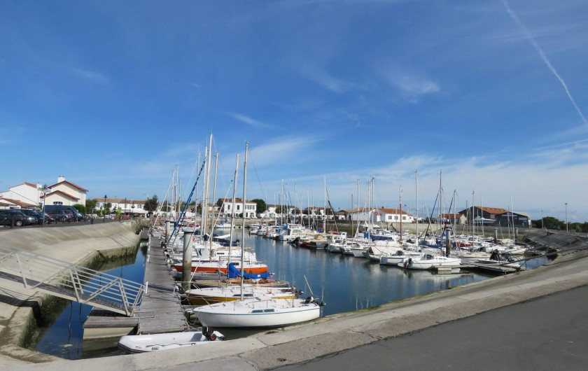 Location de vacances - Villa à Ars-en-Ré - Le port ARS EN RE