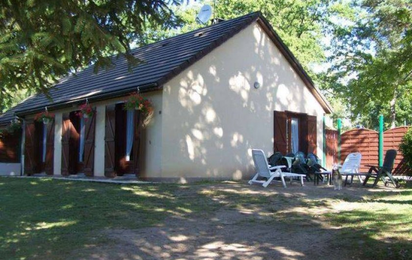 Location de vacances - Maison - Villa à Marcillac-la-Croisille