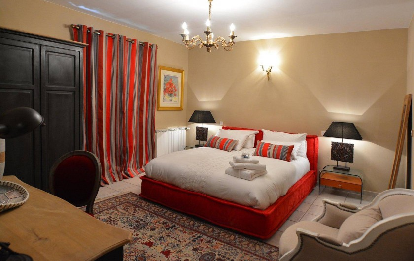 Location de vacances - Chambre d'hôtes à Campana - Chambre Asco