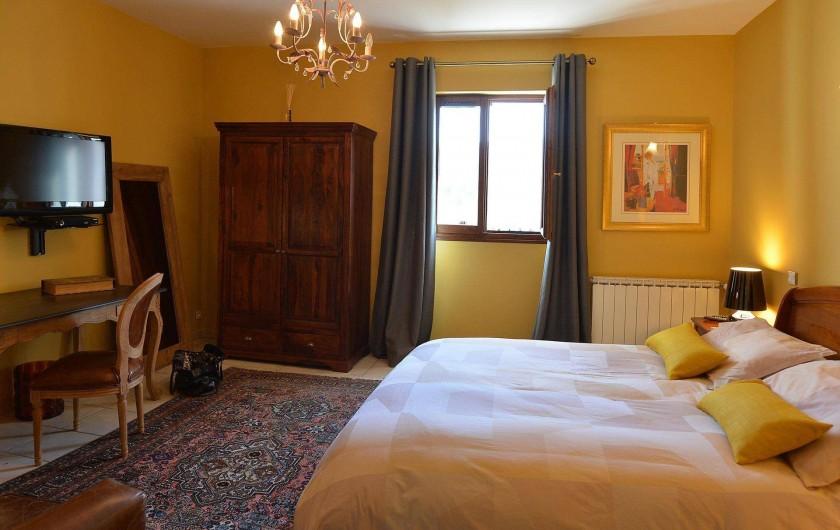 Location de vacances - Chambre d'hôtes à Campana - Chambre Piana