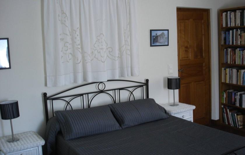 Location de vacances - Villa à Le Pompidou - chambre