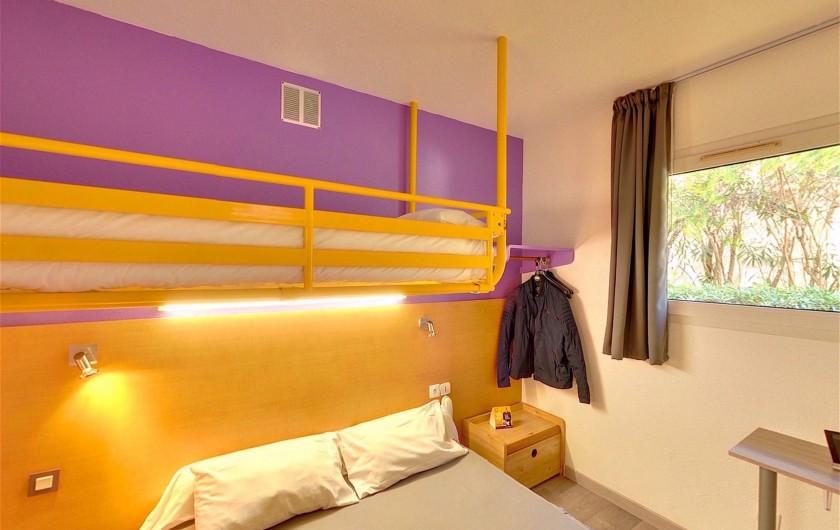 Location de vacances - Hôtel - Auberge à Villeneuve-lès-Béziers - Chambre Triple 2 Adultes + 1 Enfants