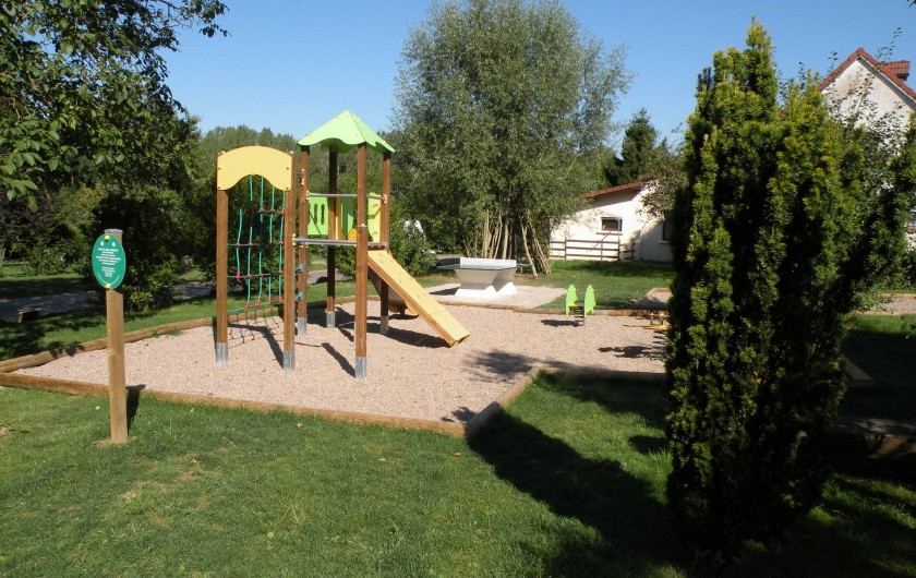 Location de vacances - Camping à Langres