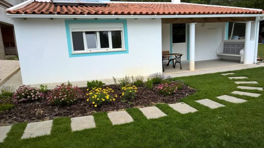 Casa Pequena jardin