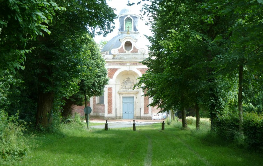 Location de vacances - Gîte à Mailly-Maillet
