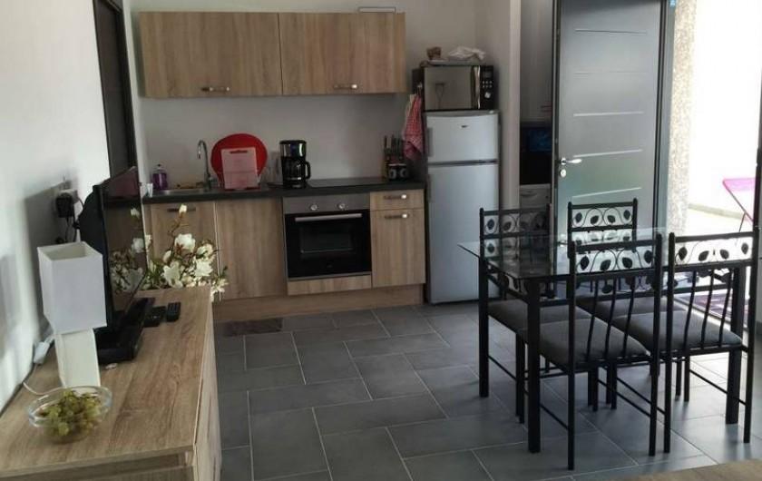 Location de vacances - Appartement à Olmeta-di-Tuda