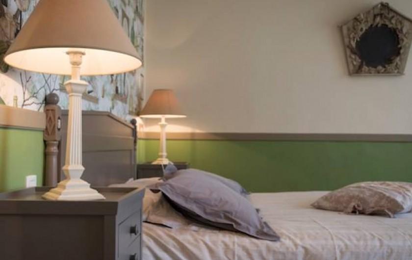 Location de vacances - Chambre d'hôtes à Caumont-l'Éventé - normande