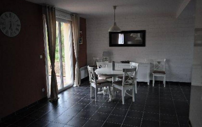 Location de vacances - Villa à Morsalines